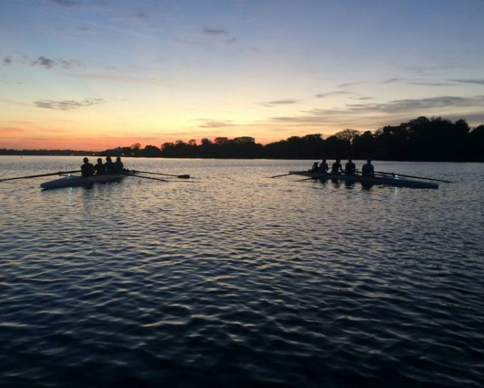 Metro Cup Regatta on Lake Maitland, March 4th, 2017